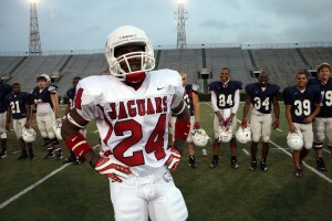 South Alabama Jaguars newly unveiled uniform. - Photo by Doug Roberts http://dougstech.com/