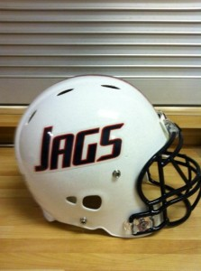 New helmets for the 2013 season.