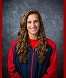 Freshman Amanda Minahan, a Lisle, Ill, broke open the game against Troy with a three-run homer in the fifth inning. | Photo: usajaguars.com