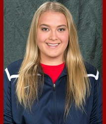 Freshman pitcher Devin Brown earned her first collegiate win in a one-hit shutout in her first appearance and earned her first save. | Photo: usajaguars.com