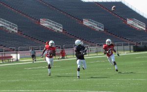 Anthony Ingram Touchdown