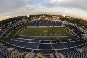Navy-Marine Memorial Stadium in Annapolis, Maryland. | bloguin.com
