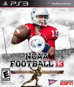 USA NCAA Football 13
