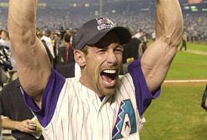 Former Jaguar baseball player Luis Gonzalez was eliminated from the National Baseball Hall of Fame ballot on Wednesday. Photo: downtownphoenix.com