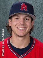 The Redshirt Sophomore is batting .344 with seven doubles, four triples, two home runs, 26 RBI, 40 runs scored and 23 stolen bases in 47 games this season. | Photo credit: John Adams usajaguars.com